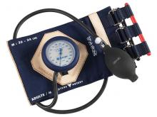 Vaquez-Laubry® Classic avec brassard sangles coton marine Adulte (M)