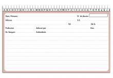 Dossiers OEDIP Standard 20 x 12,5 par 500