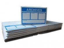 Boîtes à Archive Standard par 10