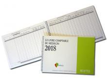 Livre Comptable 2018 21x30