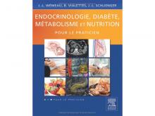 ENDOCRINOLOGIE, DIABÈTE, MÉTABOLISME ET NUTRITION POUR LE PRATICIEN