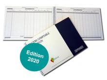 Livre Comptable 2020 21x30