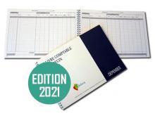Livre Comptable 2021 21x30