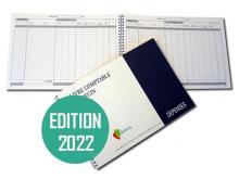 Livre Comptable 2022 21x30