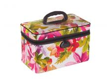 Mallette Easycare Cuir Flowers
