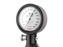 Tensiomètre Spengler Mobi® Noir Carbone avec brassard velcro Adulte (M)