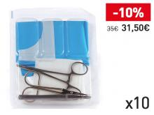 Set de suture - lot de 10