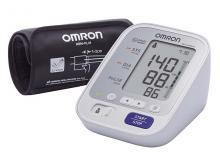 Tensiomètre électronique Omron M3 Comfort avec brassard préformé intelligent « intelliWrapp » à 360°