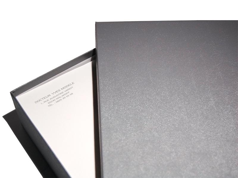 Papier à Lettre Toilé Typo A4 Par 1000 Medivia